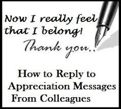 appreciation letter to chef appreciation messages and letters reply to appreciation messages