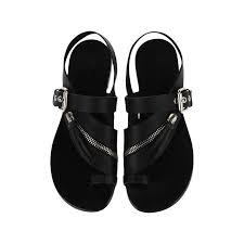 efficient giuseppe zanotti black sandals men trendy