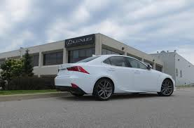 lexus announced 2016 is300 awd youwheel com car news and review