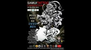the 2nd samui tattoo convention