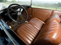 Phaeton Interior Interior 1930 U201331 Ford Model A Phaeton Deluxe 180a