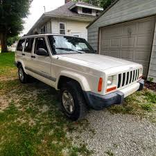 jeep xj stock bumper xj project morty expedition portal