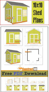 shed with porch plans free storage shed plans 8x12 with porch 10x10 gable pdf download