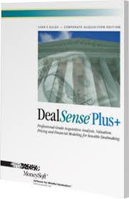dealsense plus moneysoft resources for sound business decisions