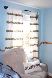 Cheap Curtain Rod Ideas Diy Industrial Pipe Curtain Rods Boys Room Update Making Lemonade