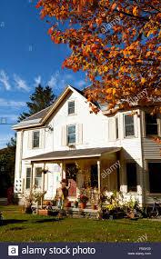 Haus Suchen Halloween Dekoration Für Ein Haus In Stowe Vermont New England