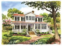 lowcountry house plans exclusively designed for southern living house plans vintage