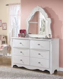 buy exquisite french style bedroom mirror by signature design from
