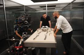 more human than human the making of ex machina u0027s incredible robot