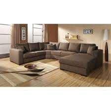 grand canap d angle en tissu meublesline grand canapé d angle 6 7 places en u oara en tissu