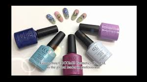 cco high quality natural material best sale soak off nail art