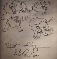 lion sketch su lion by animalcool on deviantart