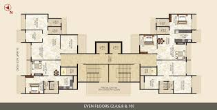 grandeur 8 floor plan lakhani