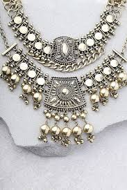 gold choker necklace sets images Trendy gold choker gold layered statement necklace gold jpg