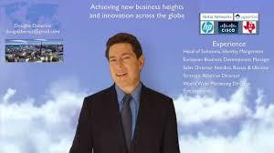 Doug     s CV   Resume Video   Recruit business development  sales and     YouTube