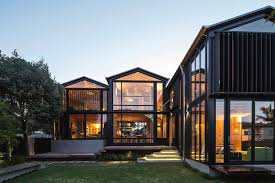 Auckland Tag Archdaily Metal Home Designs