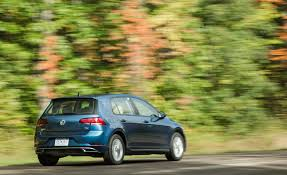 green volkswagen golf 2018 volkswagen golf in depth model review car and driver