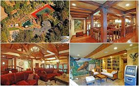 Calabasas Ca Celebrity Homes by Celebrity Real Estate Drake Purchases Old Lion Manor In Hidden