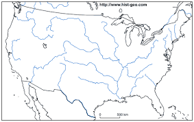 Blank Map Of World Physical by Us Physical Map Blank Map Of Usa