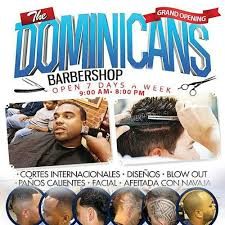 dominican style barber shop and salon barbers 5440 atlantic
