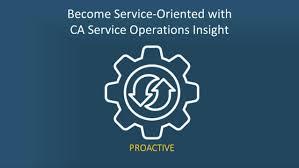 Ca Service Desk Wiki Ca Service Operations Insight Ca Technologies