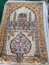 handmade payer rugs from kashmir exporter from new delhi