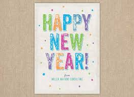 new year cards 50 creative new year card designs for inspiration jayce o yesta
