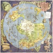 World Map Game Discworld Map Game Map Game Wiki Fandom Powered By Wikia