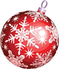christmas ball ornament ten isolated stock photo by nobacks com
