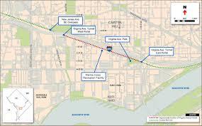 Csx Railroad Map Rail Insider Project Update Csx U0027s Virginia Avenue Tunnel
