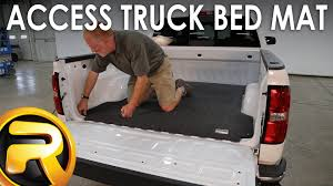 Ford F150 Truck Bed Mat - how to install the access truck bed mat youtube