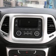 jeep interior accessories for jeep compass 2017 interior accessories 3 5inch dashboard