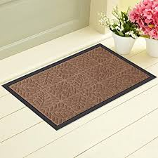 Exterior Door Mat Outdoor Rubber Doormat For Front Door Heavy Duty