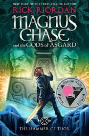 Barnes And Noble Forum San Antonio Magnus Chase And The Gods Of Asgard Book 2 The Hammer Of Thor By