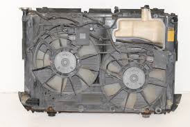 lexus rx 400h review uk lexus rx 400h 2007 rhd engine cooling radiator system 89257 26020