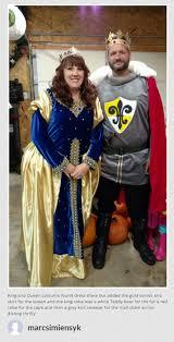 King Queen Halloween Costumes Enter Ishopthrifty Halloween Costume Contest 2017