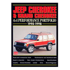 1998 jeep grand manual manual jeep grand 4x4 performance portfolio