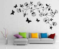 wall decoration painting 1000 images about wall painting on erfly wall best decor