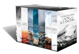 World Of Ice And Fire Map by Buy A Song Of Ice And Fire A Game Of Thrones Boxset The Story