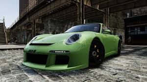 ruf porsche interior gta gaming archive