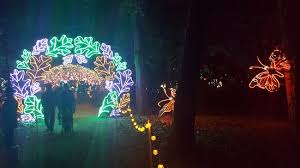 garvan gardens christmas lights 2016 butterfly garden picture of garvan woodland gardens springs
