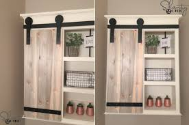 Acrylic Bathroom Shelves by Bathroom Diy Wood And Acrylic Bathroom Shelf X Cool Features