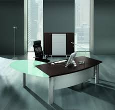 glass executive desks italian office furniture and height