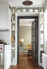 optimiser espace cuisine comment optimiser l espace au dessus des portes