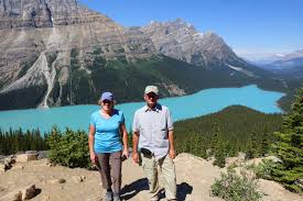 Wildfire Restaurant Banff Menu by Glacier Canada Adventure U2013 Hiking With Steve U0026 Sandy