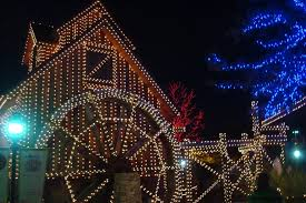 best christmas lights in georgia if you like shows lights snow angels and holiday sing a longs you