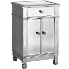 Mirrored Nightstand Perfect Pier One Mirrored Nightstand 82 With Additional Home