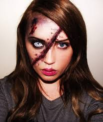 liquid latex halloween city vonpixi special effects makeup