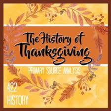 the history of thanksgiving digital simulation thanksgiving