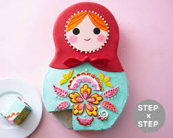 doll cake how to make a russian nesting doll cake cakegirls